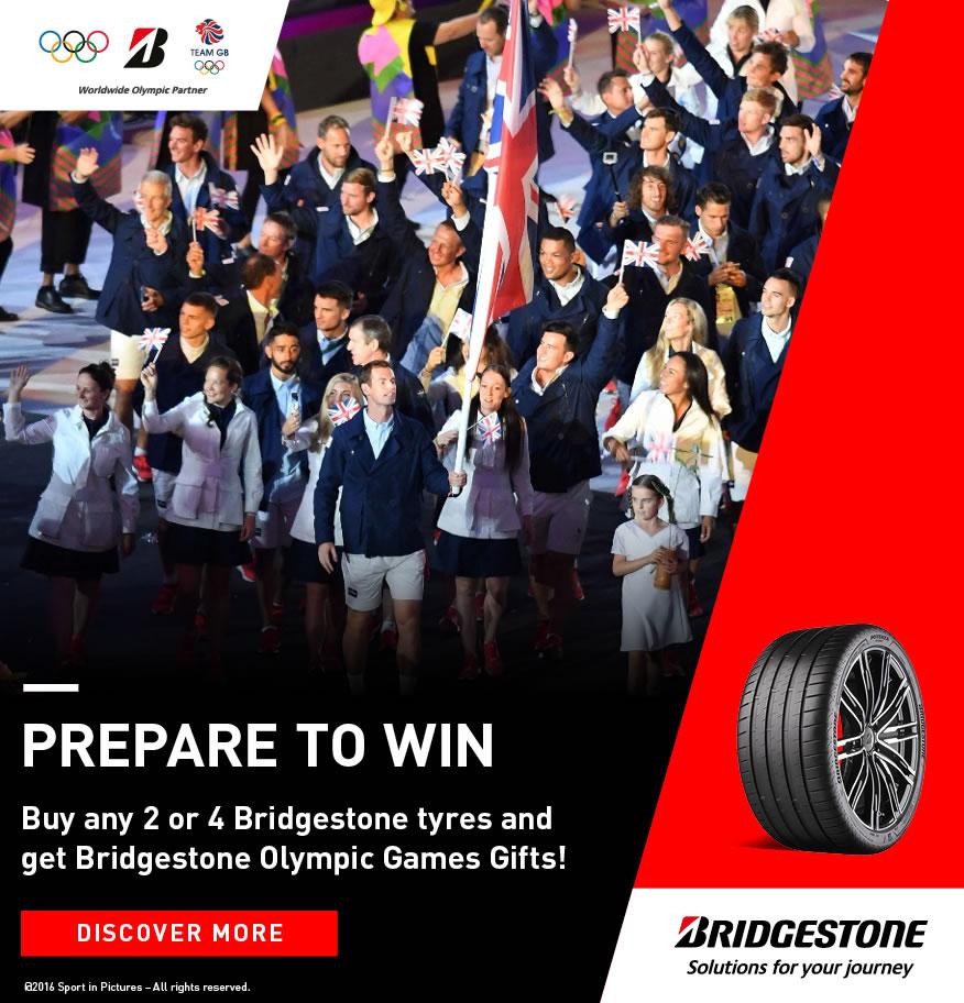 Bridgestone promotion
