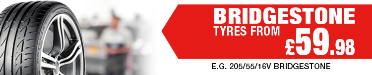 Bridgestone Tyres at ETB