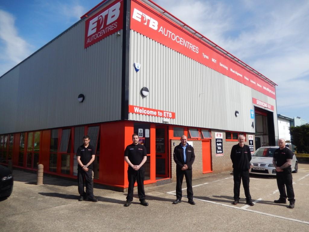 Our ETB Newbury Autocentre