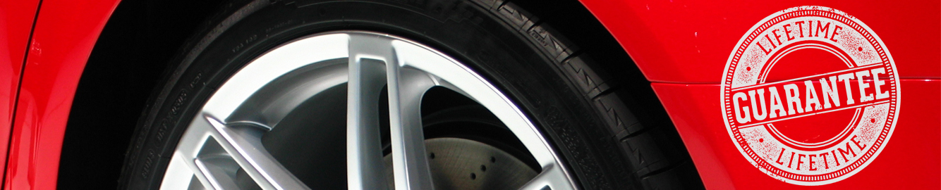Tyre Accidental Damage Lifetime Guarantee