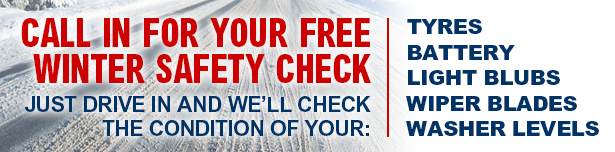 Free Tyre Checks