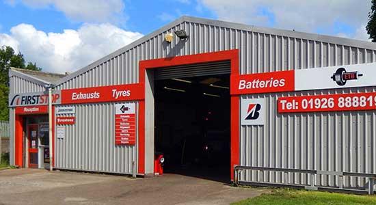 Spa Tyres Leamington