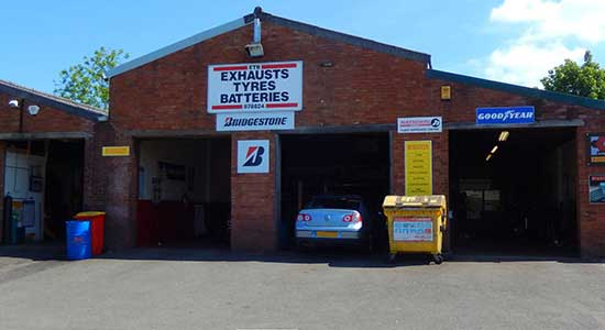 Tyres Stourport