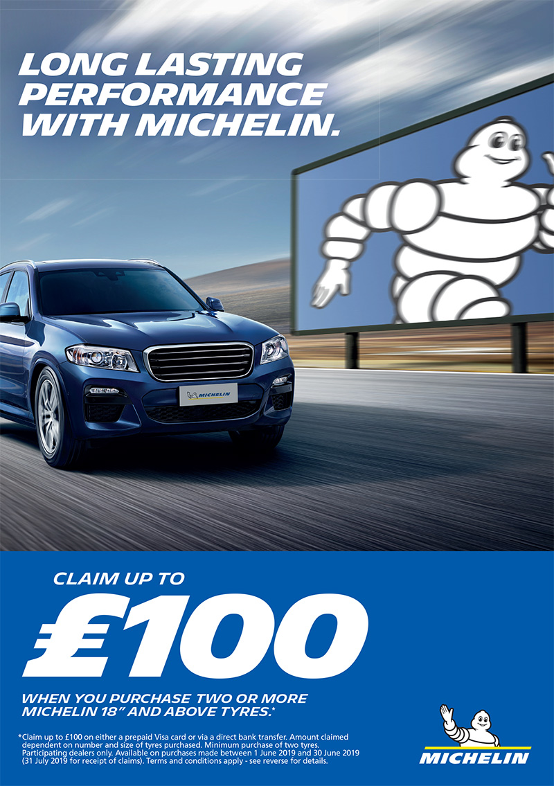 Michelin Summer National Promotion